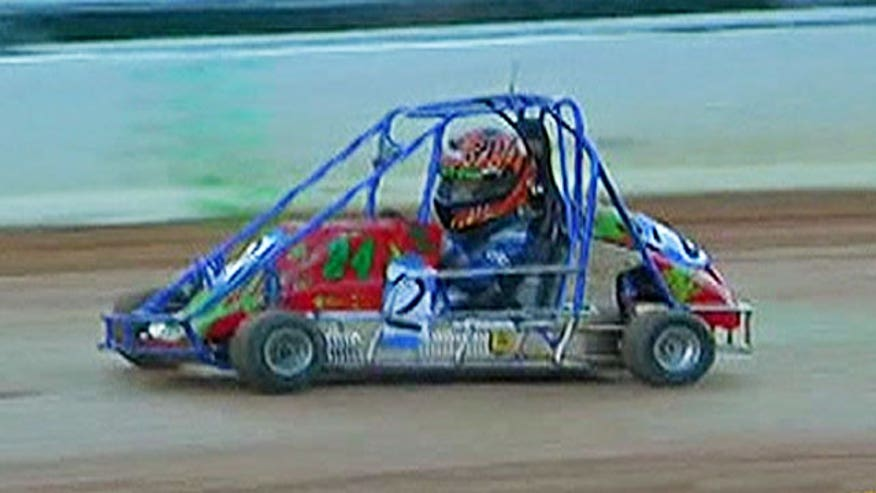 Bobby Klein is a 6-year-old with a need for speed. WTXF checks out the quarter-midget racing champs moves in Phoenixville, PA.