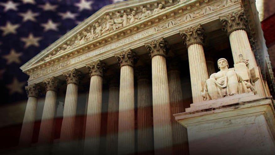 Shannon Bream reports from the Supreme Court