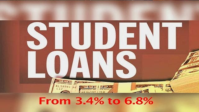 Daily Bret: Student Loan Interest Rates