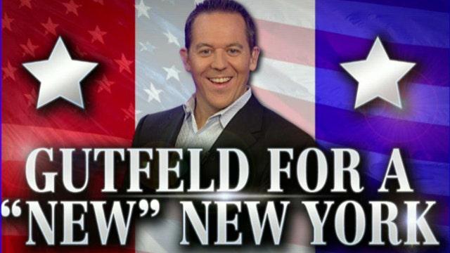Gutfeld for Mayor of New York City?