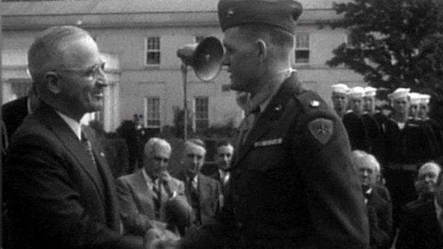 New effort to get WWII vet his stolen medal of honor back