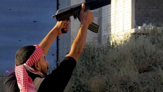 Report: US sending weapons to Syrian rebels by way of Jordan