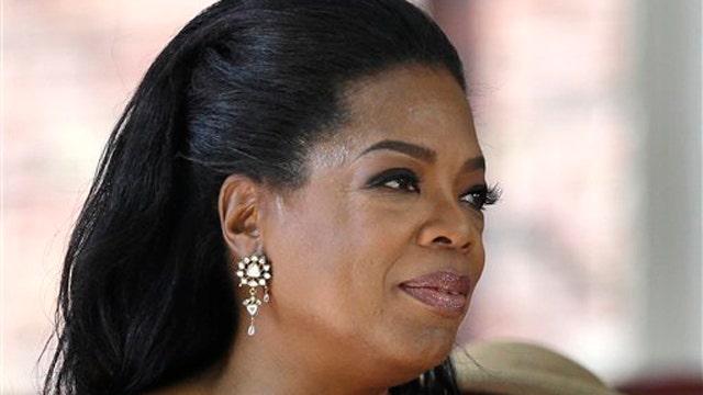 Hollywood Nation: Oprah's back on top