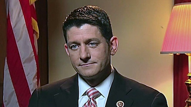 Paul Ryan: IRS forgets it works for American people