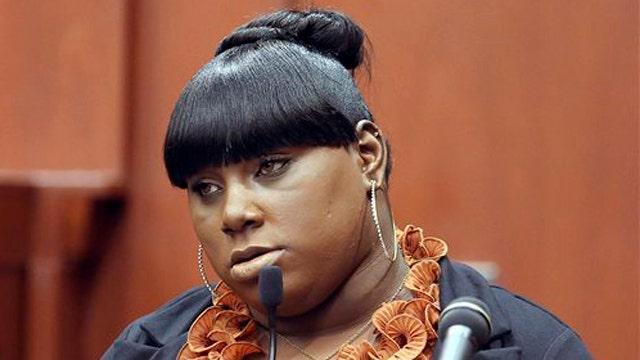'Creepy-ass cracker' and rehabbing Trayvon witness