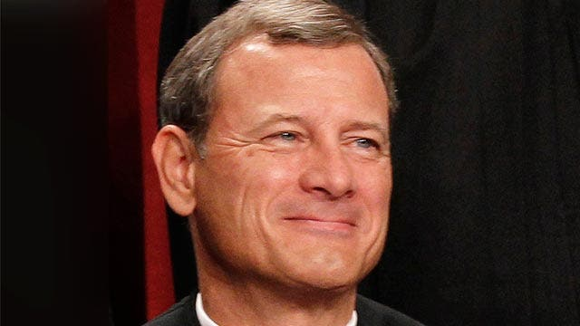 What tone is Chief Justice Roberts setting for SCOTUS?