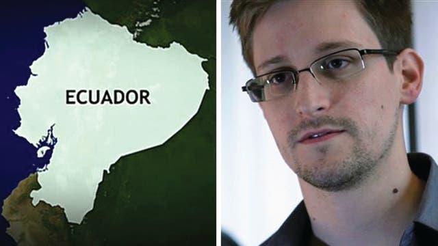 Ecuador waives US trade benefits amid Snowden asylum request