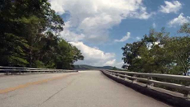 Road trip through Shenandoah