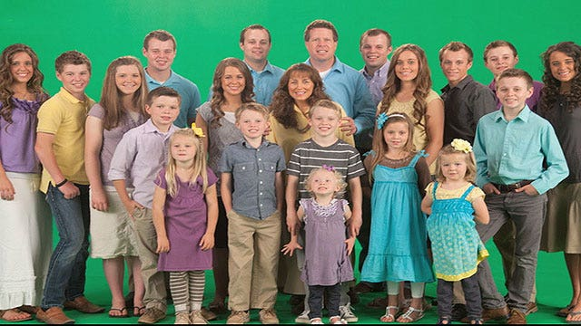 '19 Kids and Counting' yanked from TLC's schedule