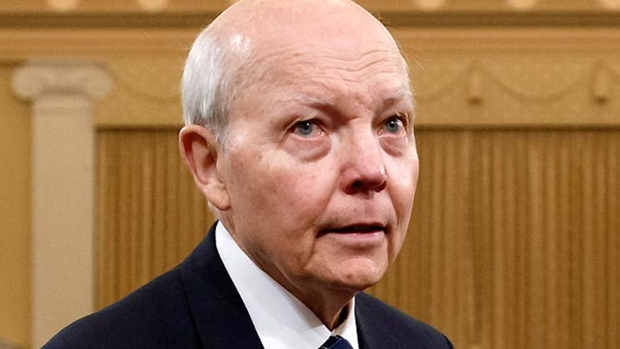 'Off the Record,' 6/27/14: IRS Commissioner John Koskinen doesn't get the seriousness of his agency's scandal. #IRSEmailExcuses