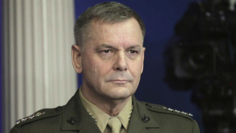 Retired 4-star general under investigation for Stuxnet leaks