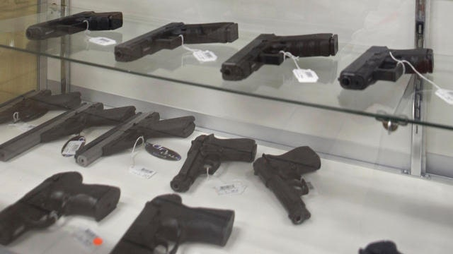 More states considering taxes on guns and ammunition