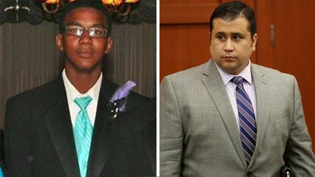 Can the Trayvon Martin case escape the issue of race?