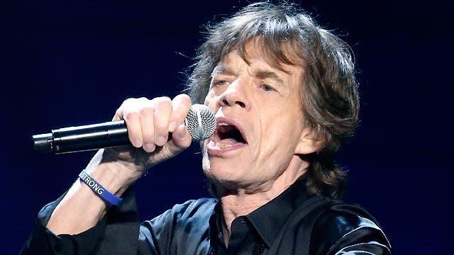 Hollywood Nation: Mick Jagger a politician?