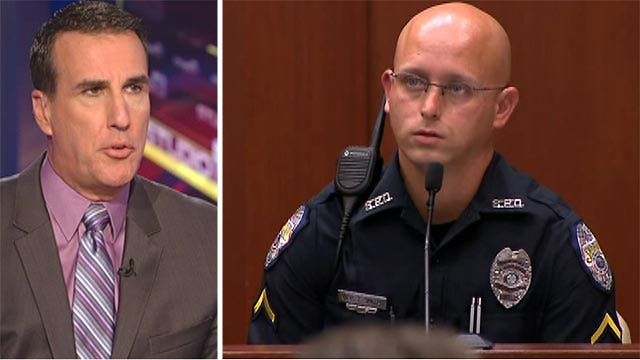 Officer testifies about night of Trayvon Martin's death