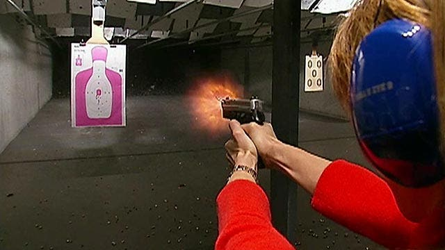 Secret weapon in gun control battle?