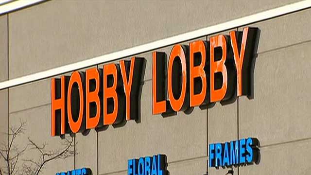 Big health care win for Hobby Lobby