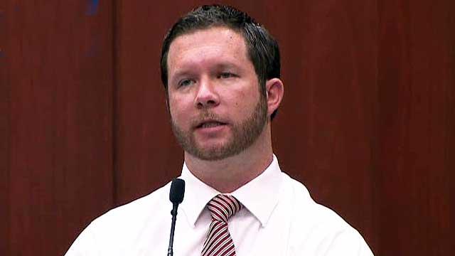 Second key state witness testifies in Zimmerman trial