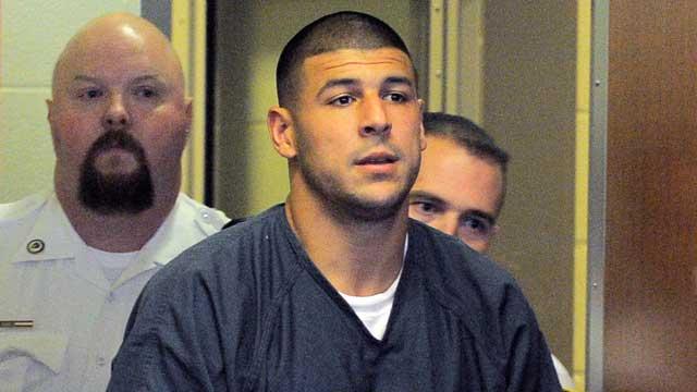 Report: Hernandez linked to 2012 double homicide