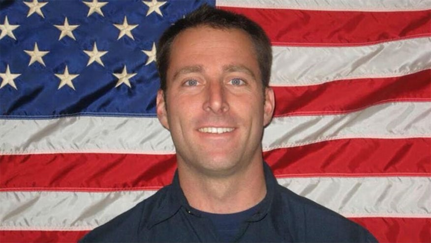 Firefighter Mike Herdman was found dead in Los Padres National Forest