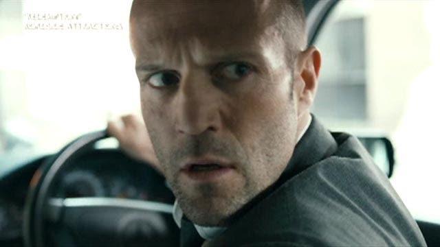 Jason Statham in 'Redemption'