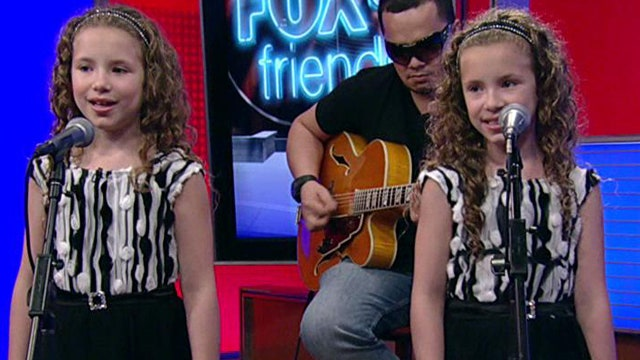 7-year-old twins fight bullying with song