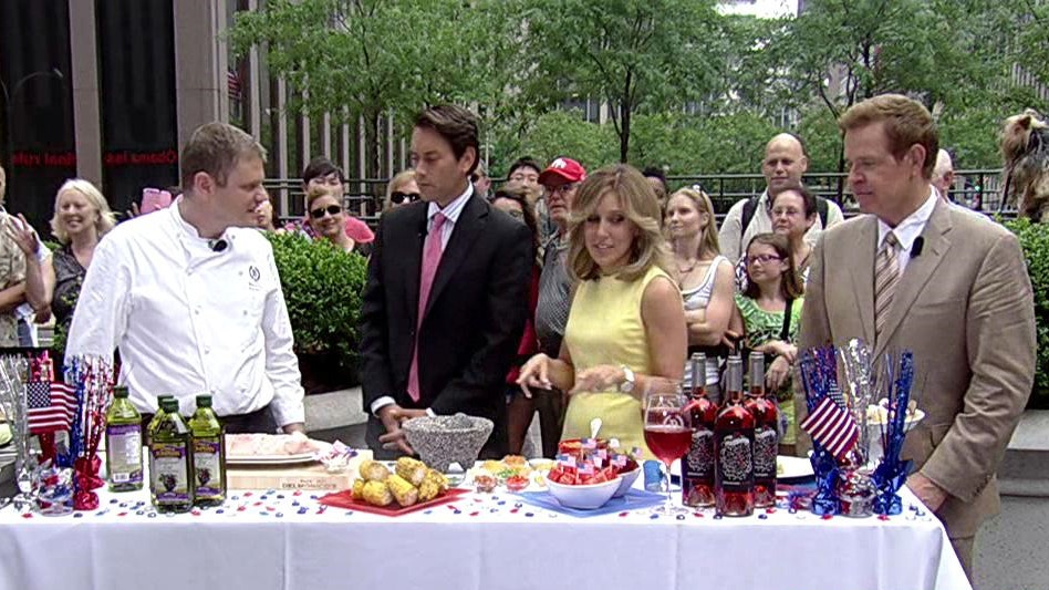After the Show Show:  4th of July cooking