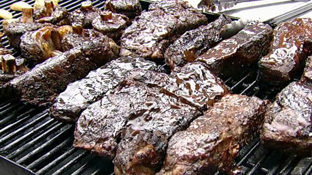 Fire the grill up for Independence Day