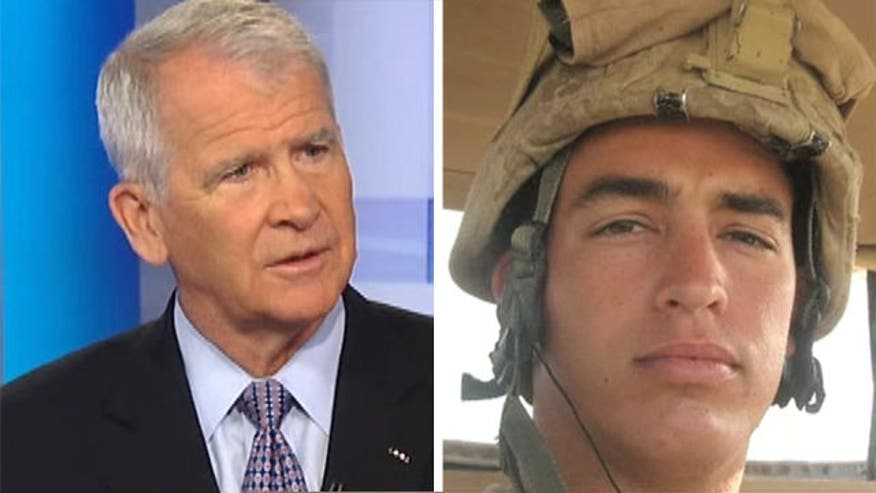 Col. Oliver North sounds off on the White House's silence on Sgt. Andrew Tahmoressi's fight to be released from a Mexican jail. Plus, how recuits' ineligibility is challenging the US military. #MarineheldinMexico