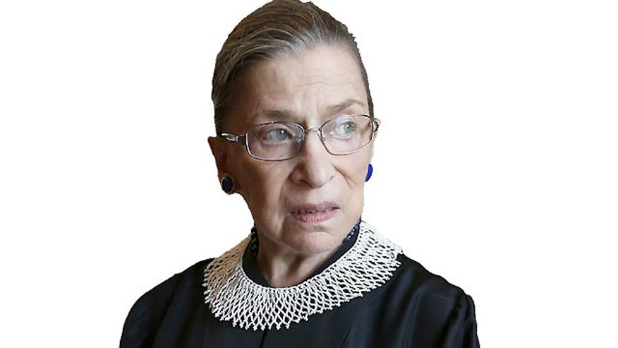 'Off the Record,' 6/30/14: So-called friends of Supreme Court Justice Ruth Bader Ginsburg want her to step down, proving that there's no loyality in Washington