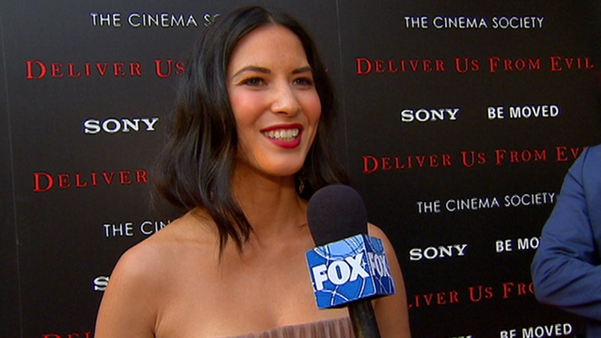 Jerry Bruckheimer, Olivia Munn, Eric Bana, and Joel McHale talk about their new movie.
