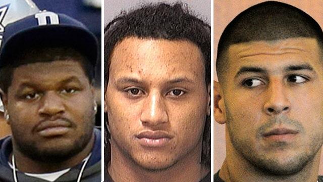 29 NFL players arrested since Super Bowl