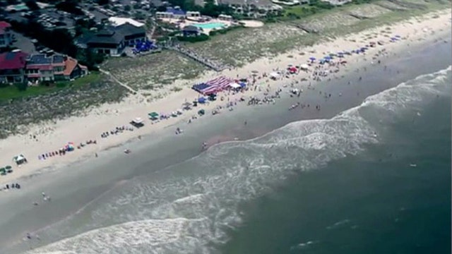 July Fourth 'Salute from the Shore' tradition saved