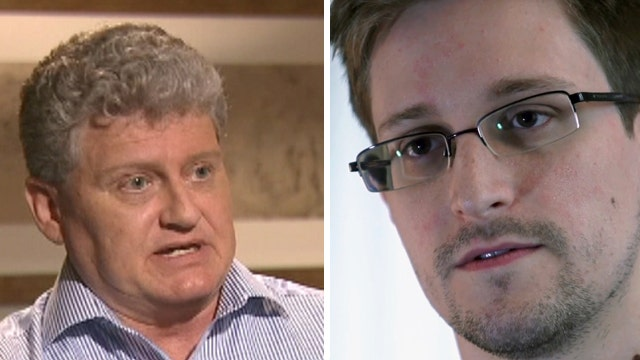 Snowden's father seeks deal with DOJ to bring son home