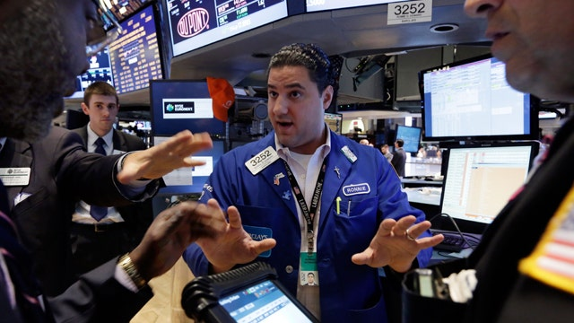 Investors bracing for June jobs report