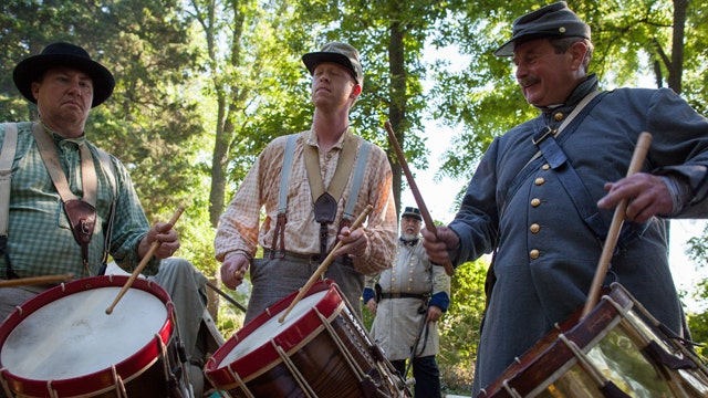 History of Gettysburg comes to life 150 years later