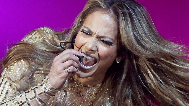 Hollywood Nation: JLo's birthday performance gone bad