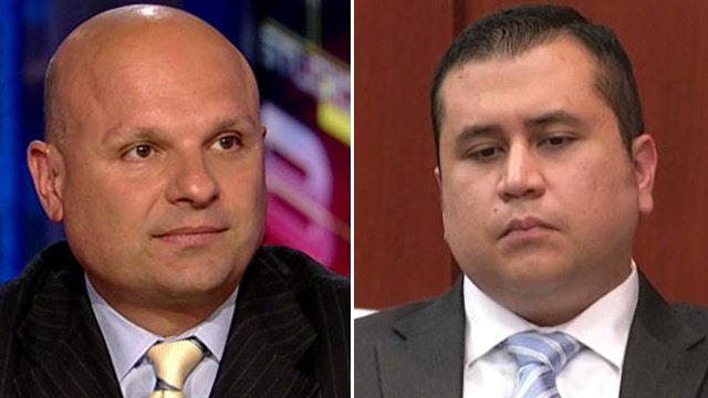 Did first week present enough evidence to convict Zimmerman?