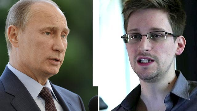 Russia tells Snowden to stop leaks if he wants asylum