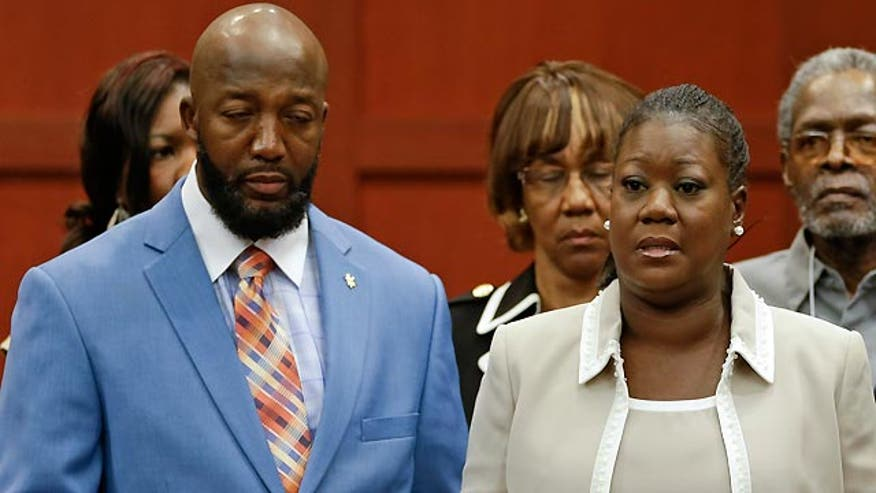 No matter the outcome in George Zimmerman's trial, two parents are still without their son