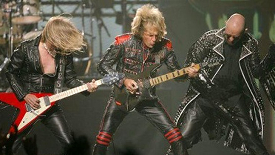 Judas Priest still has a riff or two up their sleeves for a whole new generation of degenerate head bangers.