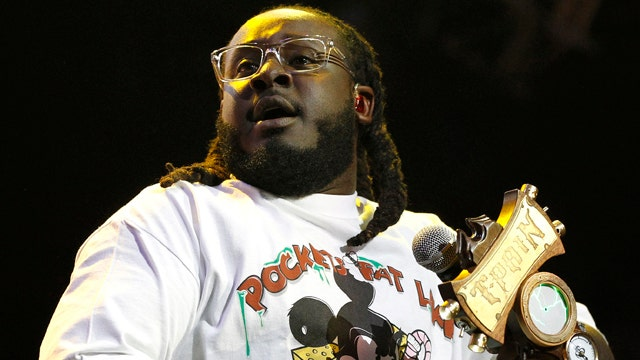 T-Pain Goes Country