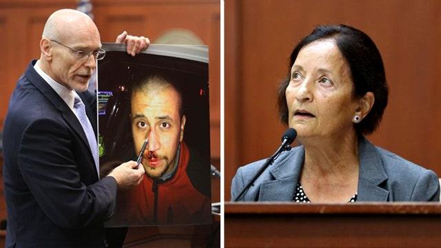 Zimmerman wrap - Day 17: Medical examiner testifies