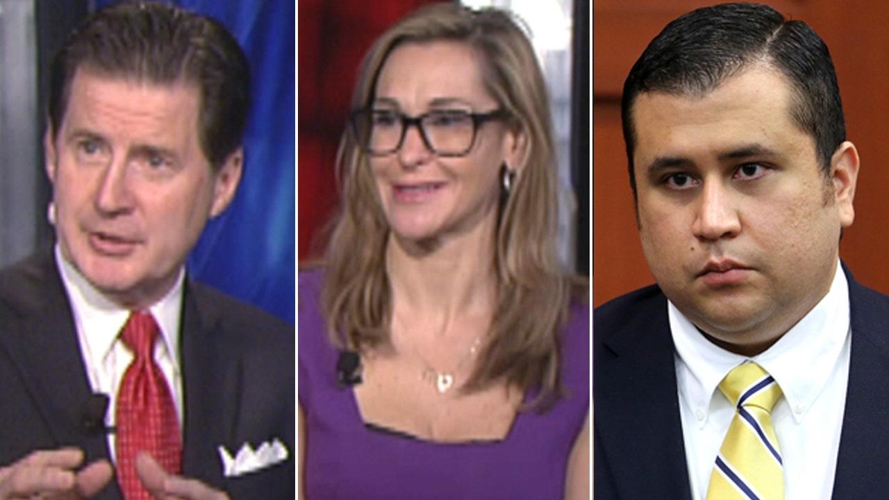 Was George Zimmerman 'pursuing' Trayvon Martin?