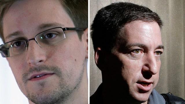 Glenn Greenwald talks breaking NSA story