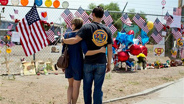 19 firefighters killed in Arizona