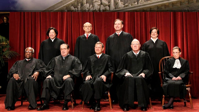 Losing faith in the Supreme Court?