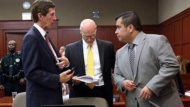 Is Zimmerman trustworthy?