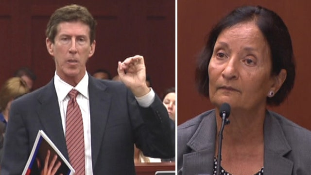 Defense, medical examiner spar over Zimmerman's injuries