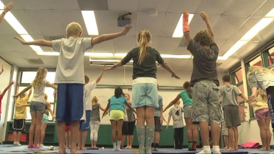 Ruling says yoga for kids class is not a church and state violation